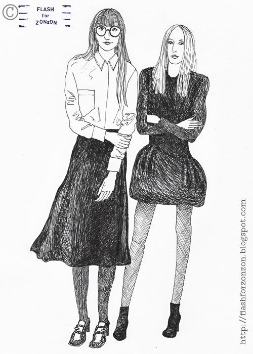 Anna Ahonen & Katriina Lamberg