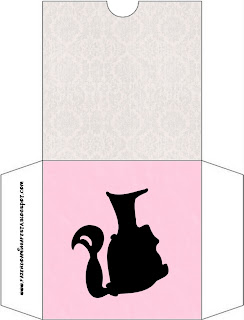 Funda para CD de Barbie Silueta.