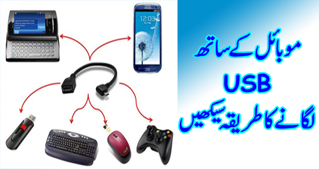How to Connect USB to Android Mobile Phone?