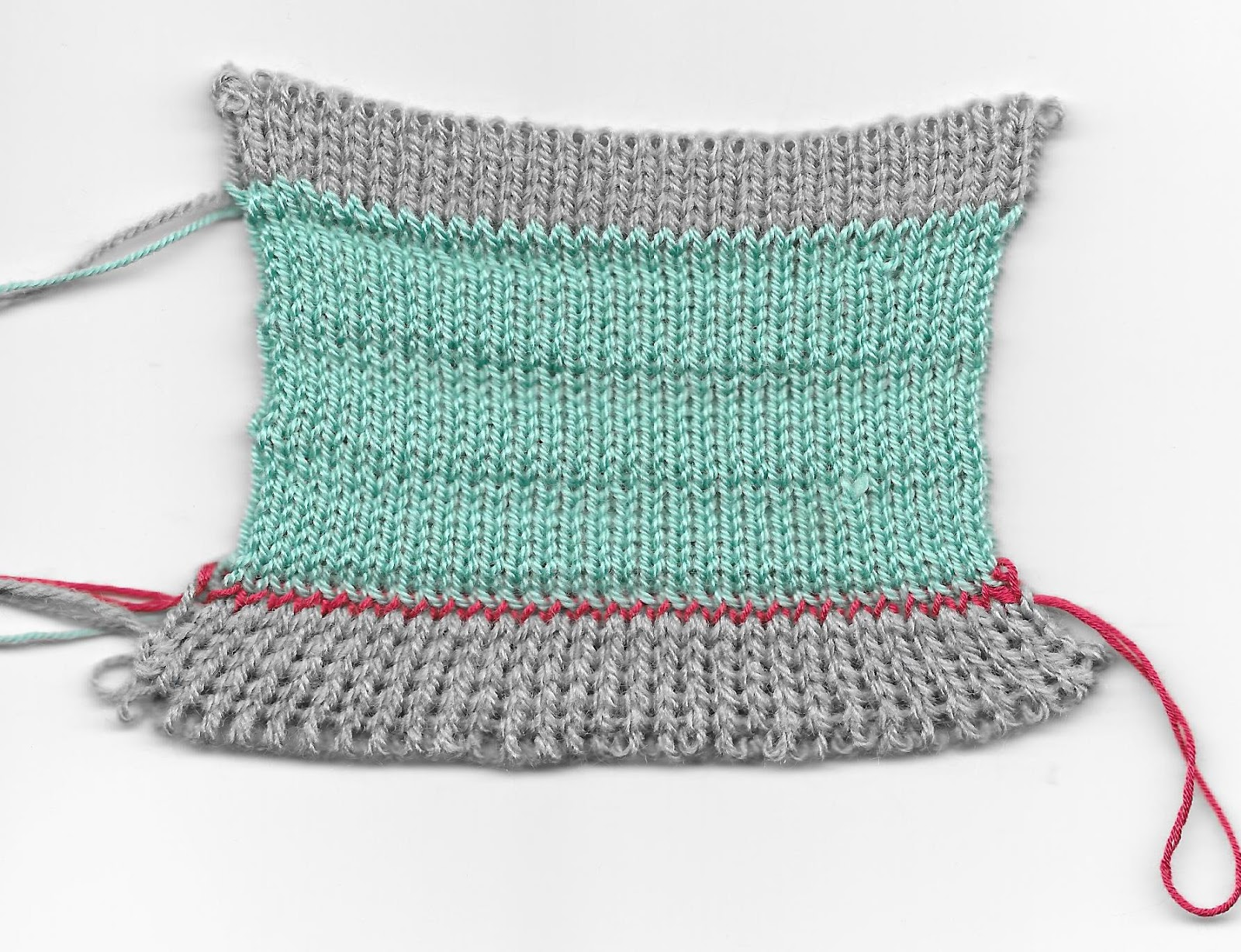 Knitting Rib Stitch On Circular Needles : Needles to say are you up for a challenge