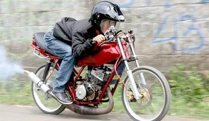 Cara Bikin Yamaha RX King Makin Kencang Hingga 170CC Dengan Piston Bore Up TKRJ