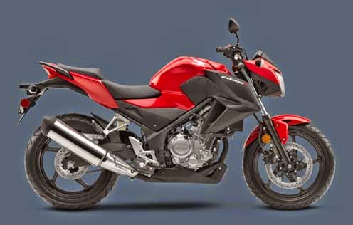 2015 Honda CB300F Features, Specs and Price - Honda CB300F is a naked ...