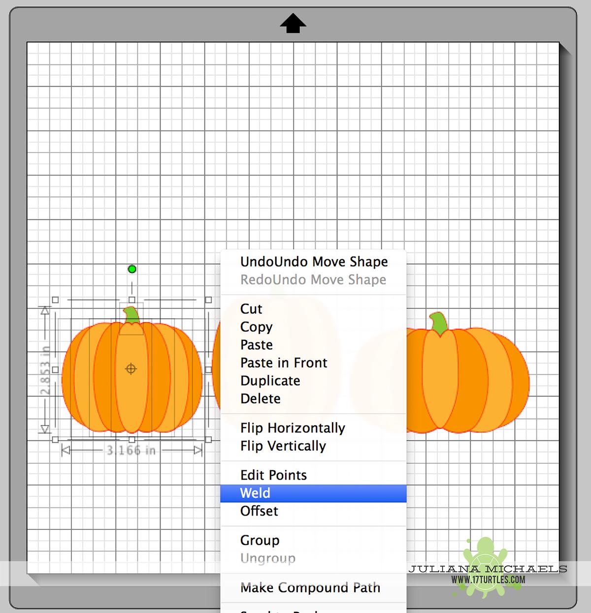Welding Layered Digital Cut Files Tutorial by Juliana Michaels 17turtles