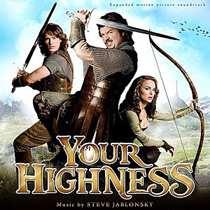 Download Ost. Your Highness (2011)