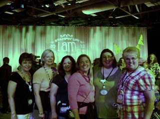 Stampin'UP! Convention 2012