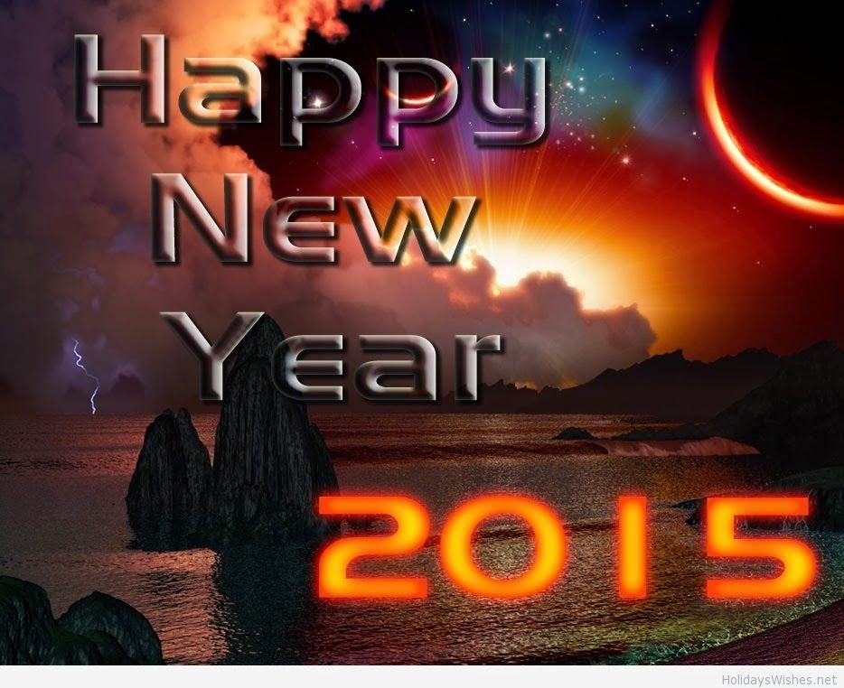 New Year 2015 Best Cards Free Download