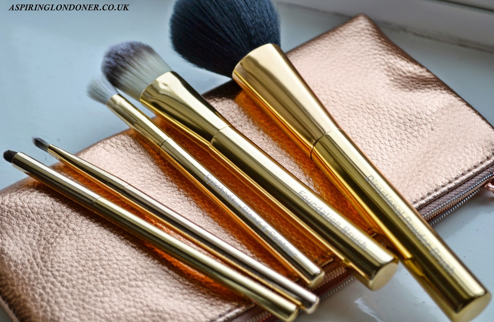 No7 Brush Collection and Purse Review - Aspiring Londoner