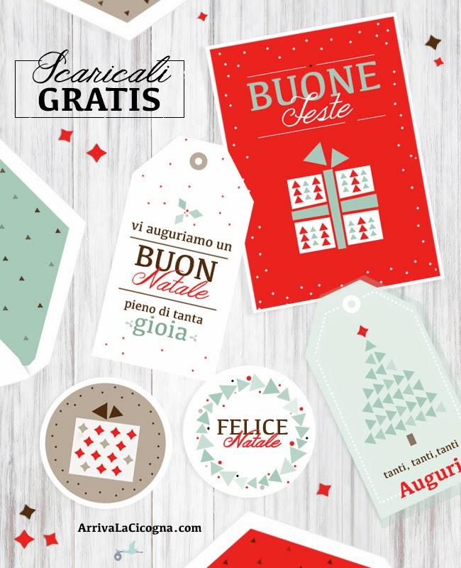 Biglietti Di Natale Da Stampare Gratis.Arriva La Cicogna Biglietti Di Auguri Di Natale Da Stampare Gratis