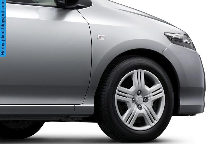 Honda city car 2012 tyres/wheels - صور اطارات سيارة هوندا سيتي 2012