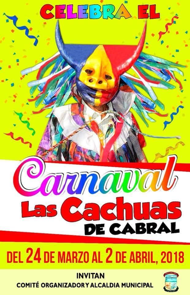 Carnaval las cachuas de Cabral