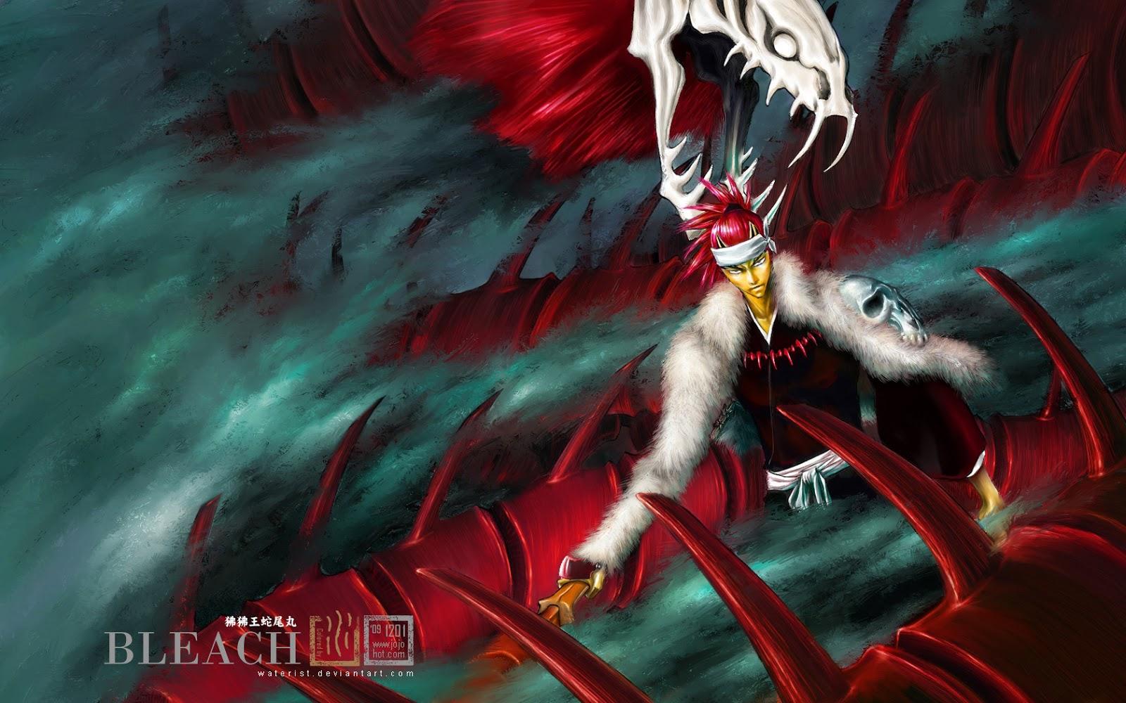 The Memoirs Of A Bleach Zealot Fantasy II Round 20 Renji Abarai Vs Squall Leonhart