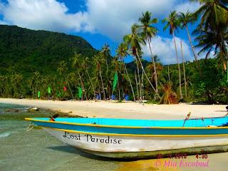 Lost Paradise Beach, Koh Phangan, Thailand, S E Asia