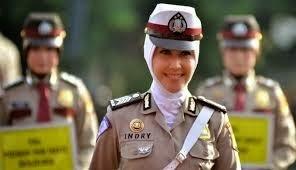 Terima Kasih Polri Telah Legalkan Jilbab