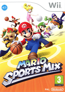 Telecharger Mario Sports Mix Wii