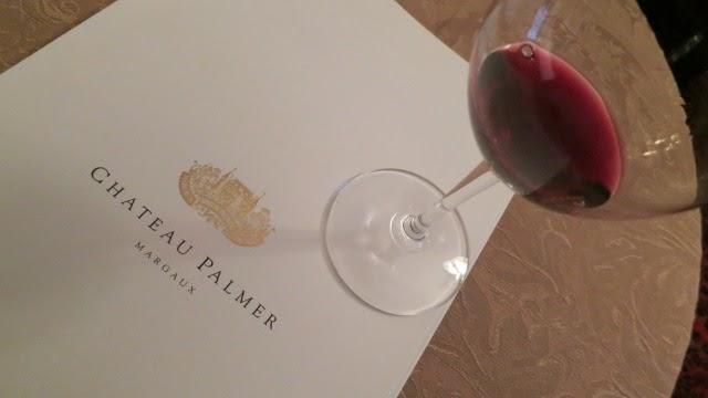 Château Palmer Wine Tasting