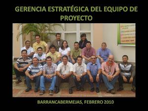 BARRANCABERMEJAS, COLOMBIA, FEBRERO 2010