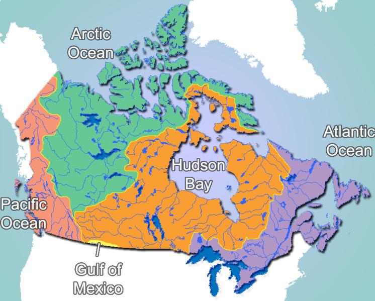 Quebec Population Density Canada's Population Density