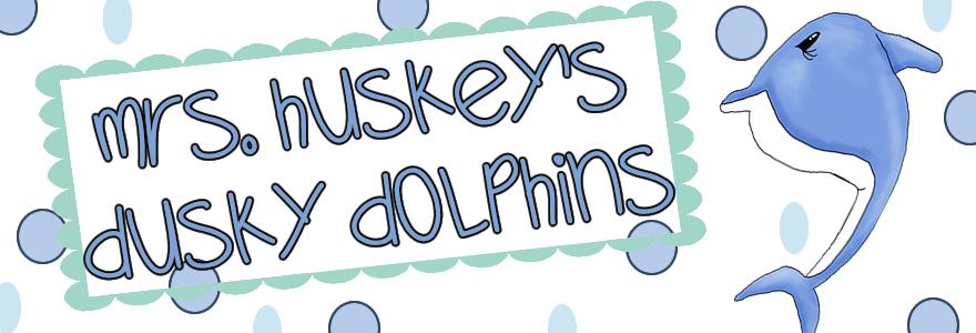 Mrs. Huskey's Dusky Dolphins