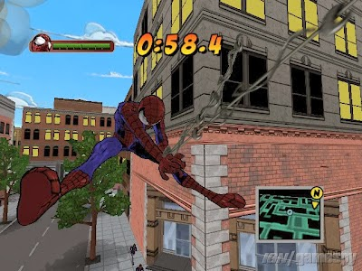 Download Game Ultimate Spiderman PC RIP