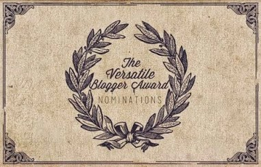 Premio The Versatile Blogger Award, Wonderful Team Member, Liebster Award y One Lovely Blog Award.