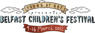 Belfast Children's Festival banner