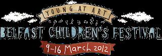 Belfast Children's Festival banner