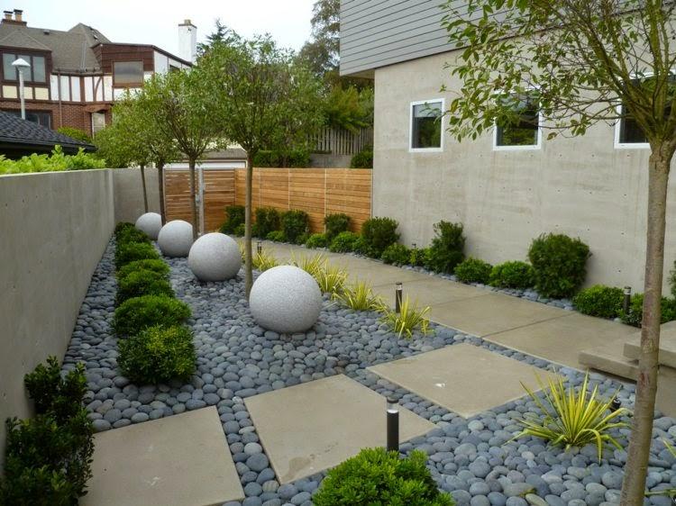 Garden design 2015 landscaping stones statues