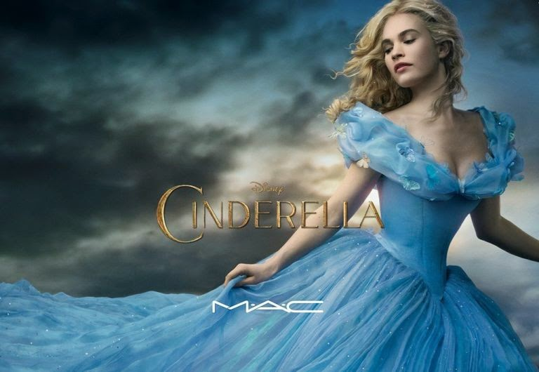 MAC - Nova edição limitada de maquilhagem Cinderela