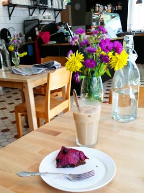 Suvanto kahvila ja puu-Vallilan kauneus