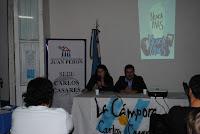 La Cámpora Carlos Casares dijo Nunca Más