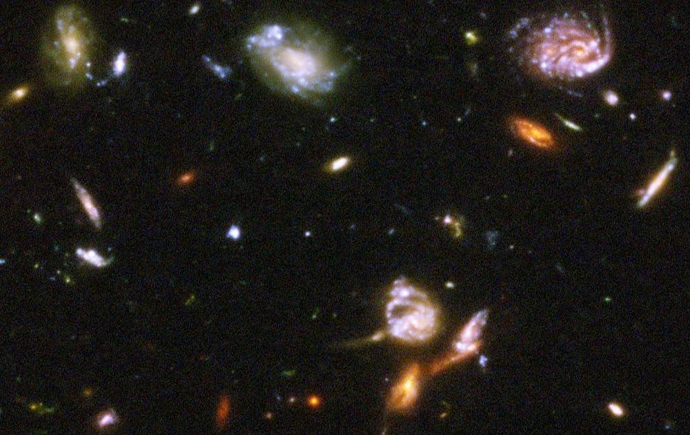 hubble ultra deep field 2017 - photo #19