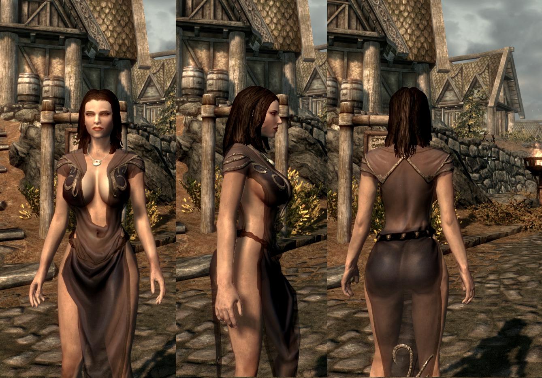 Elder scrolls porno naked scene