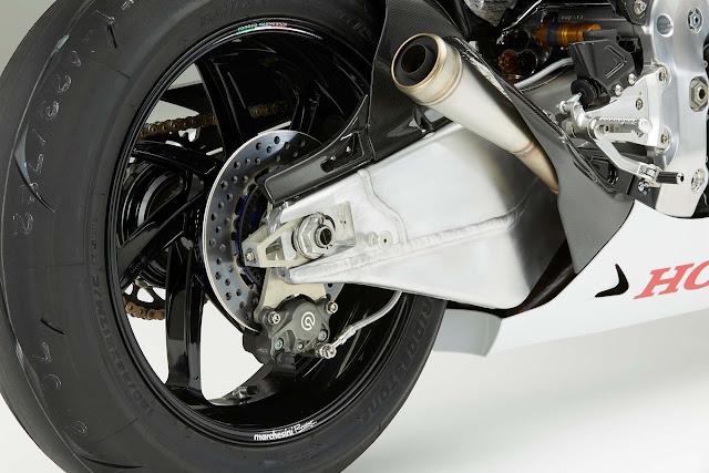 Honda RC213V-S Swingarm