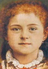 Santa Teresita Patrona de los chicos