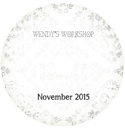 WENDY'S WORKSHOP CD NOVEMBER 2015 £8.00