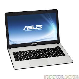 Harga ASUS Slimbook X401U Spesifikasi 2012