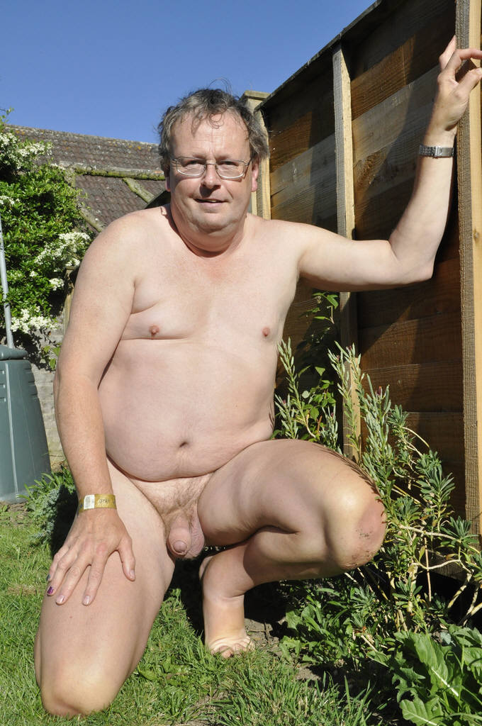 Mature Gay Chubby Men Naked