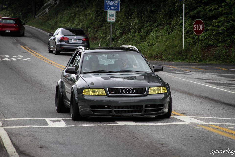 Friends Of Audi Brazil Audi Rs4 B5 Avant