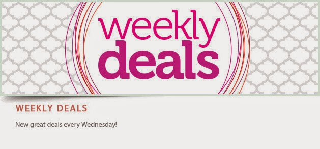 Stampin' Up Weekly Deals