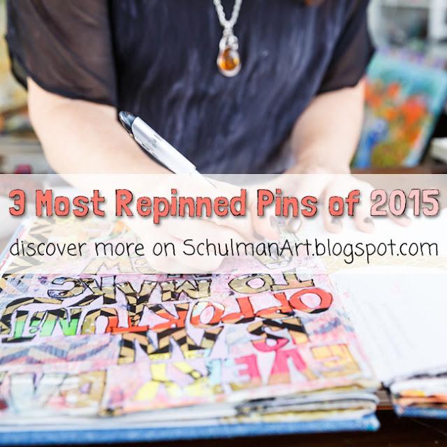 3 Most popular art pins of 2015 @schulmanArt http://schulmanart.blogspot.com/2015/12/3-most-popular-art-pins-of-2015.html