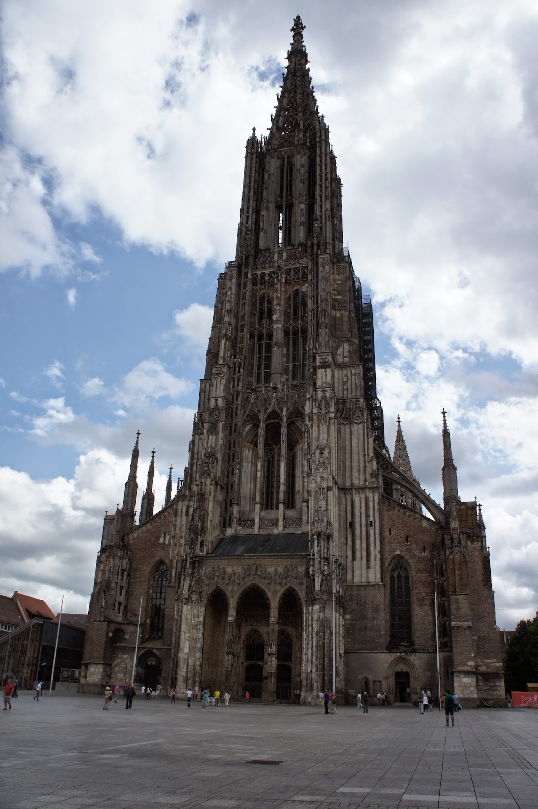 Münster. La catedral de Ulm