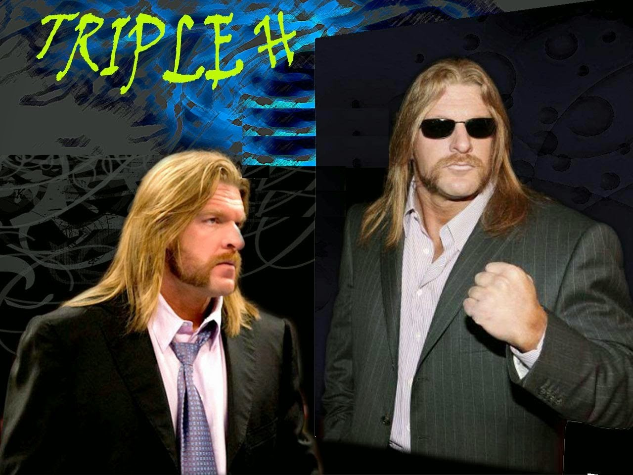 Triple H Hd Free Wallpapers