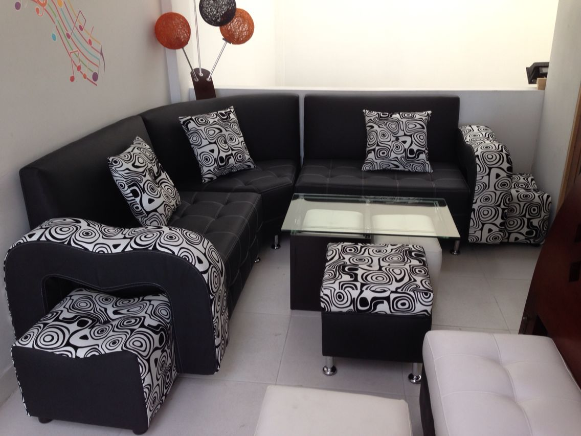 Mueblesalkar for Muebles en l modernos para sala
