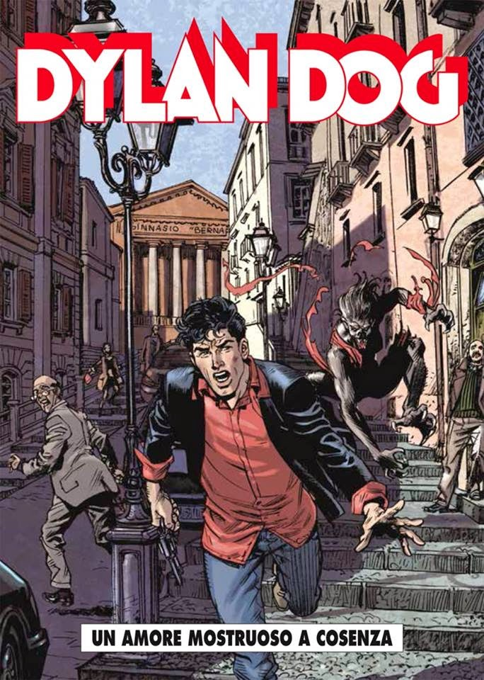 Dylan Dog Cosenza