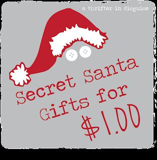 http://thrifterindisguise.blogspot.com/2013/11/secret-santa-saturday-gifts-for-dollar.html