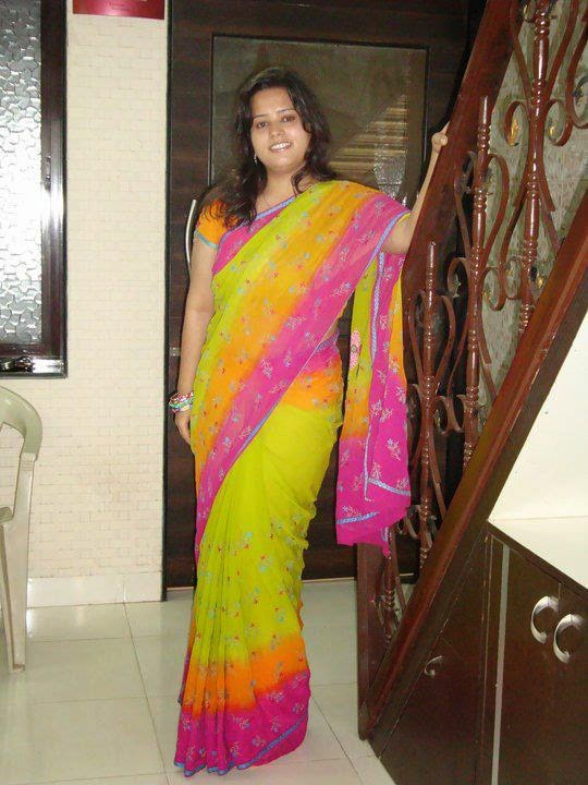 Beautiful Indian Aunties Photos Collection In Saree