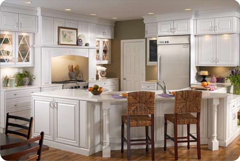 Kitchen decor cheap kitchen remodeling for Budget kitchen cupboards
