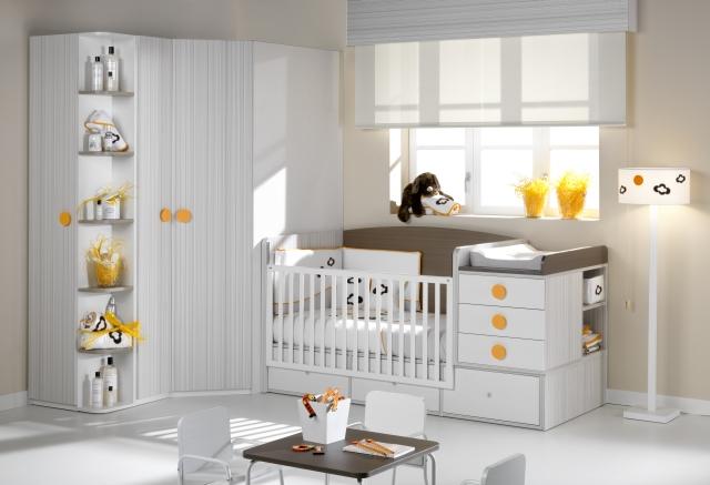 Habitaciones para - Habitaciones de bebe convertibles ...