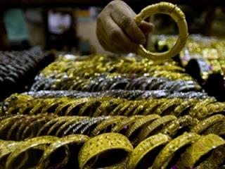 Pencurian Emas