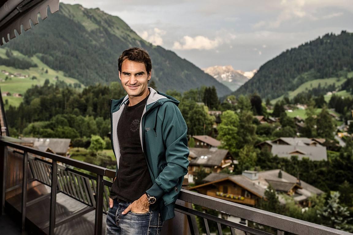 roger federer Roger Federer's Luxurious Houses 02